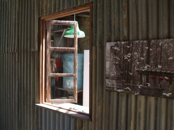 View From the Milking Shed